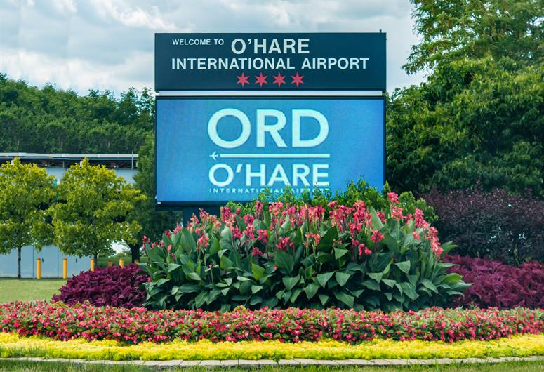 Enjoy Travel Again Being Less Than 10 miles from O'Hare Airport