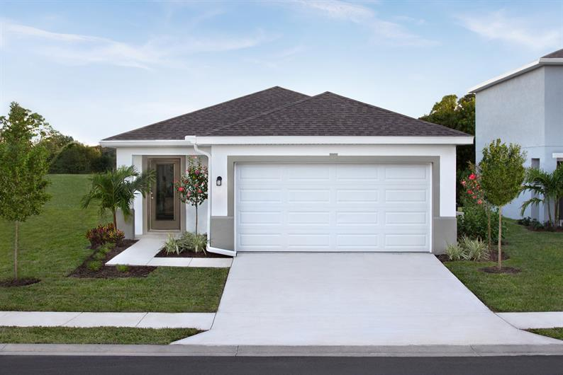 SIMPLE AND AFFORDABLE HOMES IN ST. LUCIE COUNTY FROM THE LOW $200S