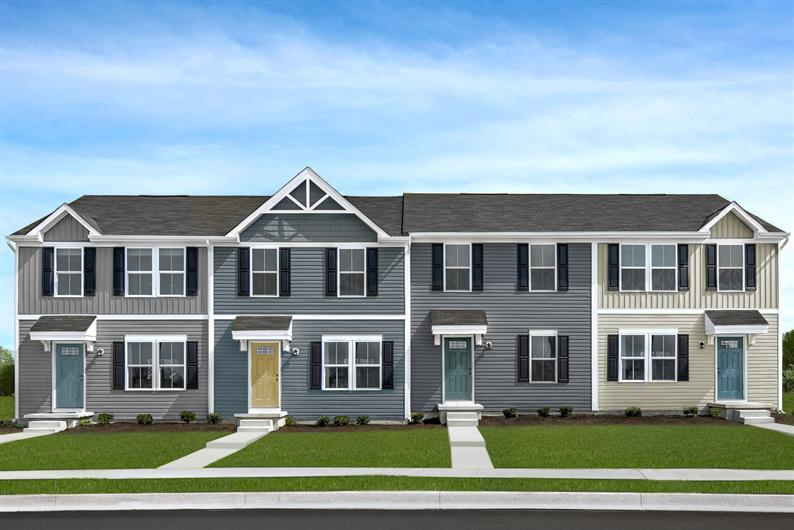 EXPERIENCE THE PRIDE OF HOMEOWNERSHIP IN SHADY CREEK TOWNES
