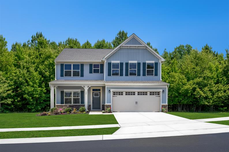 Wooded & Secluded Homesites