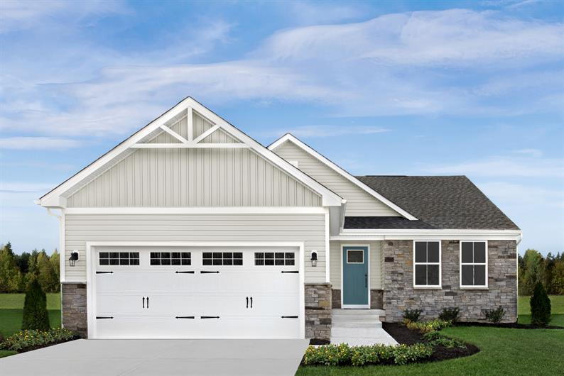 Low Maintenance Ranch Homes Coming to Greenfield Late 2021, Upper $200s