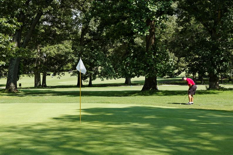 In southern Delaware, you'll have your pick of golf courses.