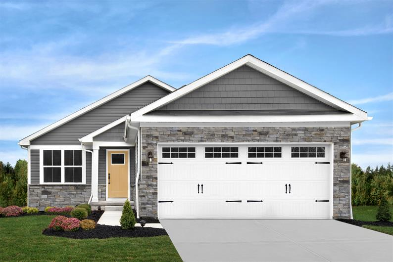 WOODED VIEWS AND WALK-OUT HOMESITES AVAILABLE
