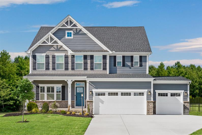 Welcome Home to Briar Creek Estates