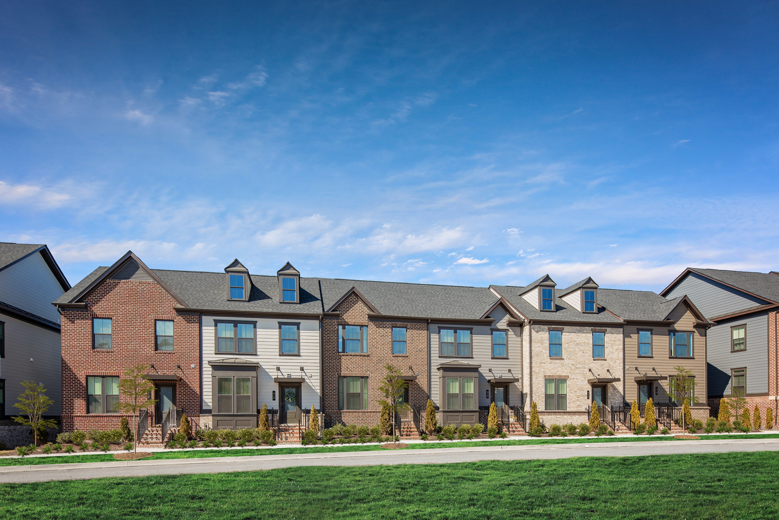 Swell New Homes For Sale At Greenleigh Townhomes In Baltimore Md Beutiful Home Inspiration Aditmahrainfo