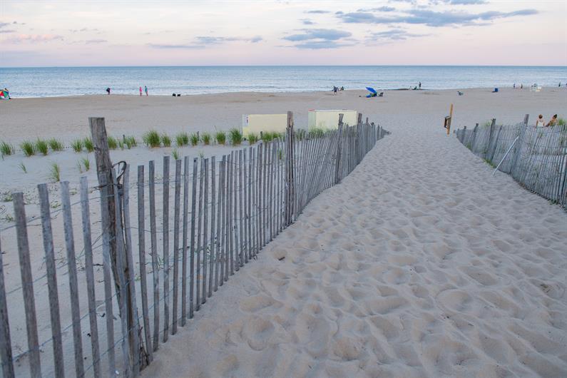 ENJOY THE YEAR-ROUND BEACH LIFE