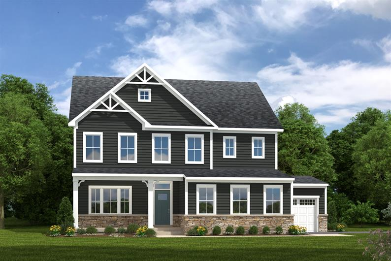 COMING SOON TO LOUDOUN COUNTY FROM THE $800S - HARTLAND