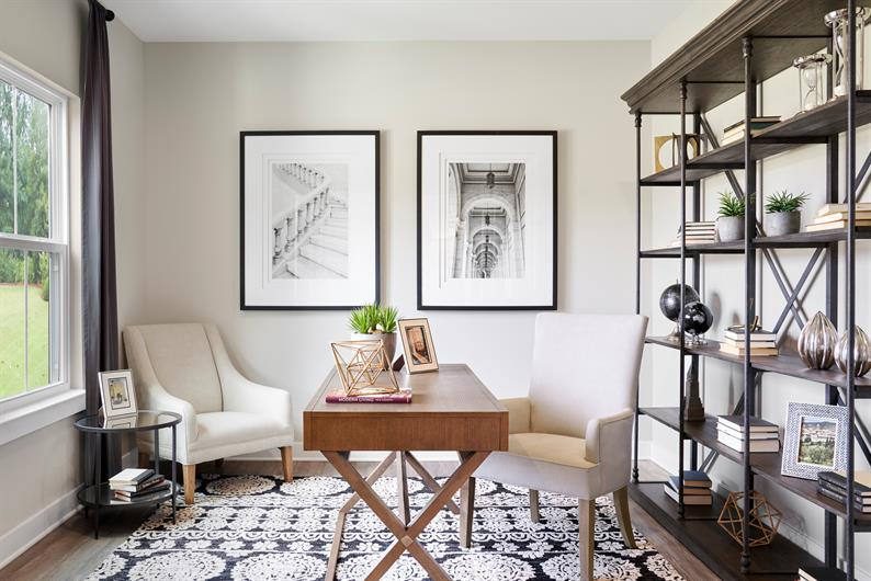 FLEXIBLE SPACES FOR HOW YOU LIVE