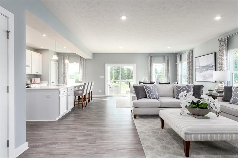 Open Concept Floorplans Perfect For Entertaining