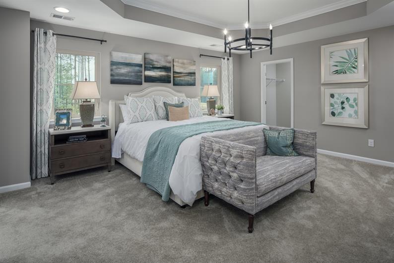 Restful Owner's Suite Retreats