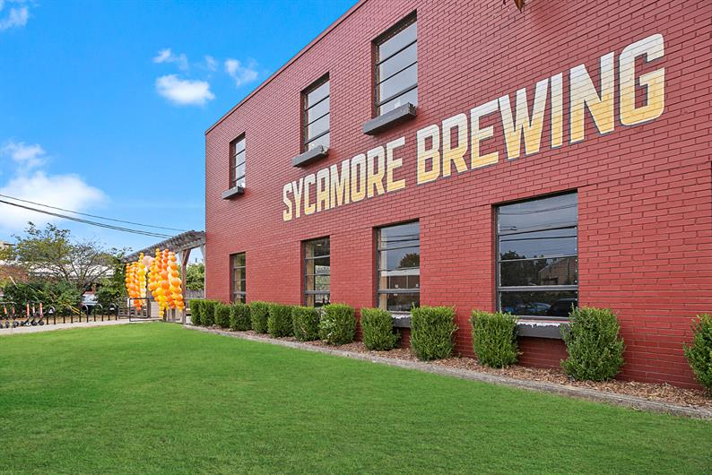 Take a Walk to Sycamore Brewing