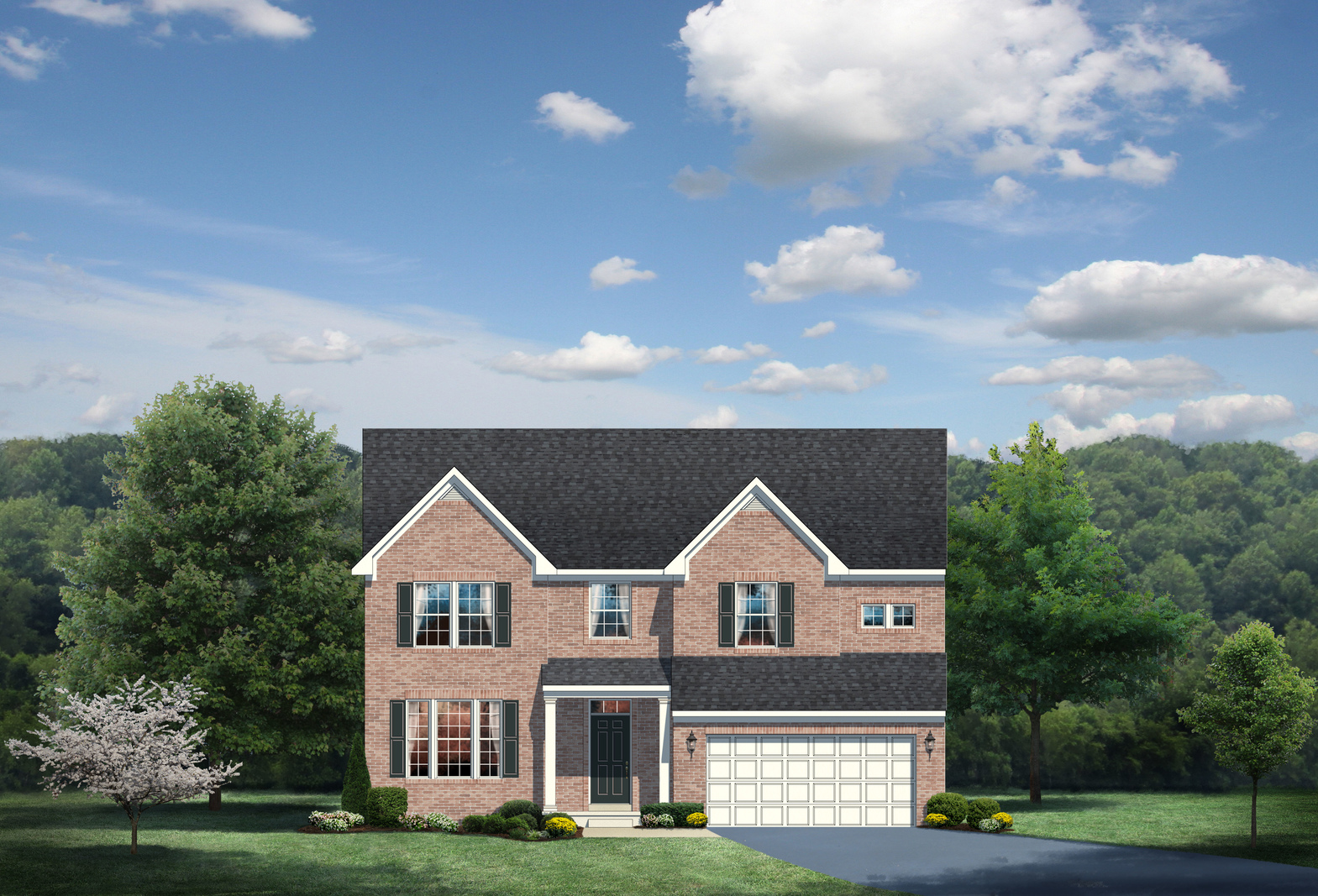 New dunkirk home model for sale heartland homes for Heartland builders