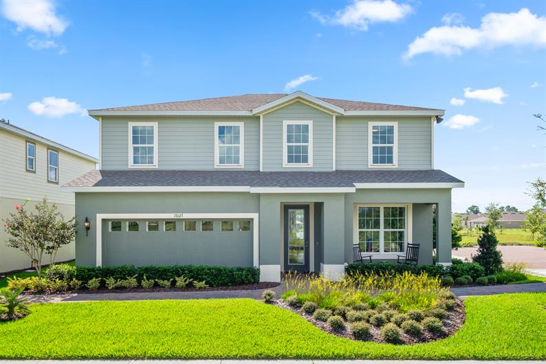 We Offer One- and Two-Story Homes