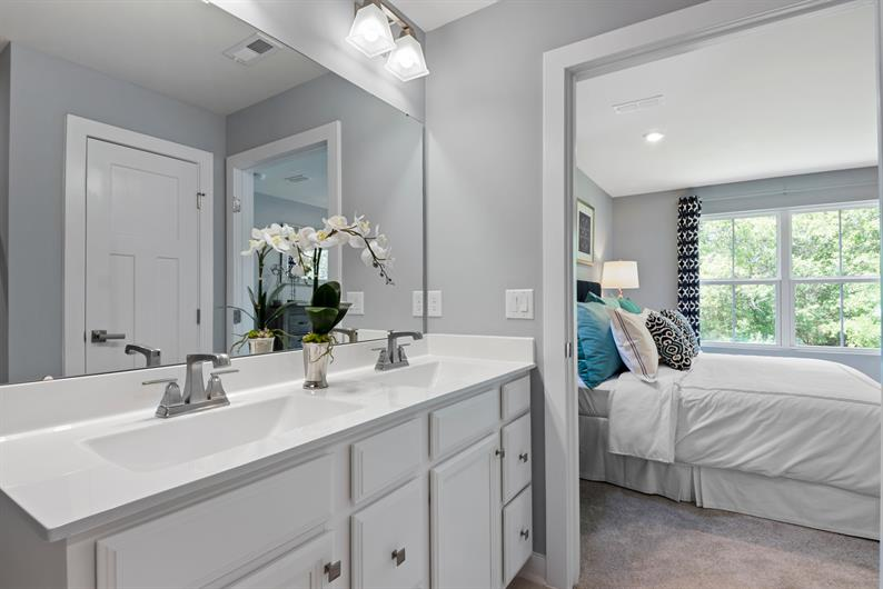 Your First-floor Owner's Suite