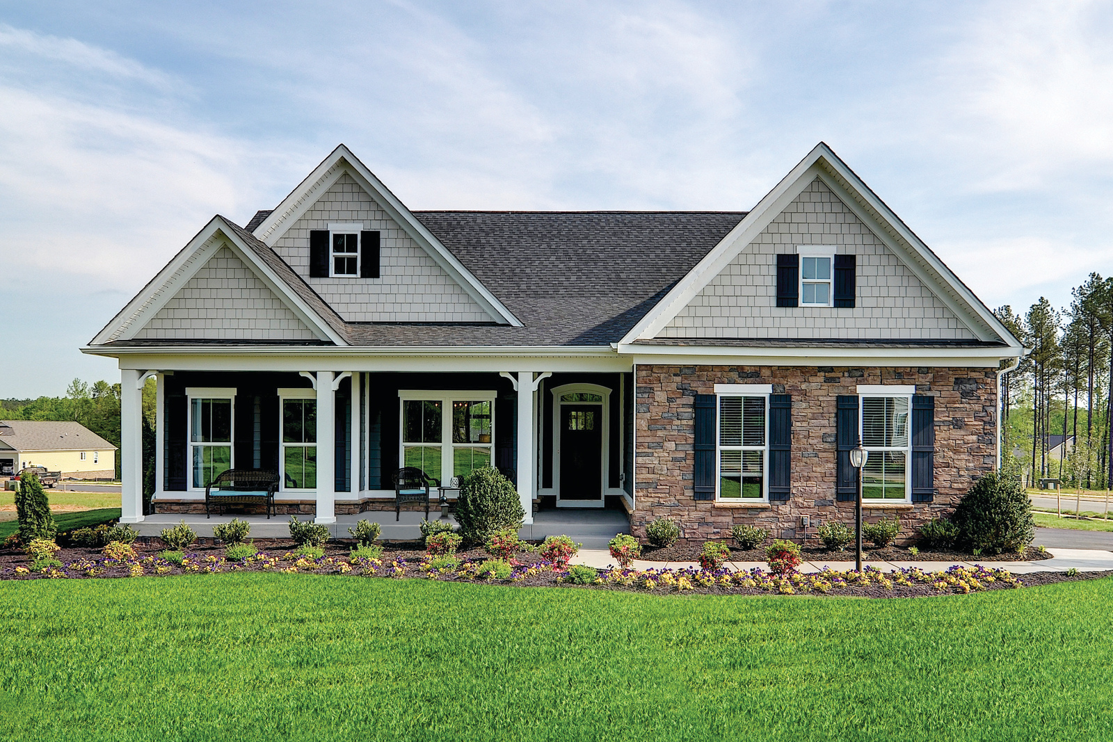 New homes for sale at stonebridge meadows in troy oh for Ohio homebuilders
