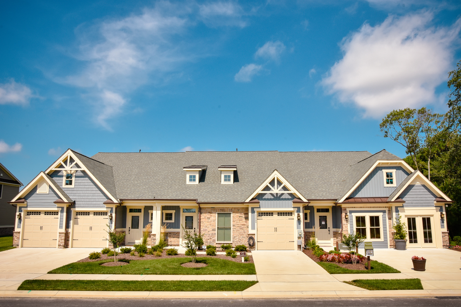 New Luxury Homes for Sale at Bay Forest Villas At Bethany Beach in on