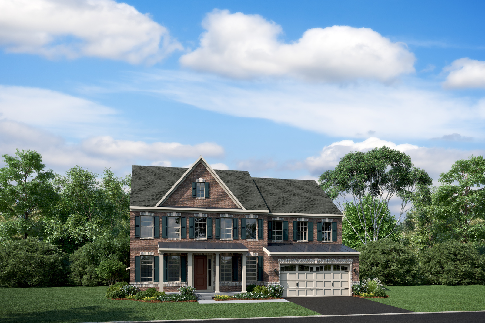 New marymount home model for sale heartland homes for Heartland homes pittsburgh floor plans