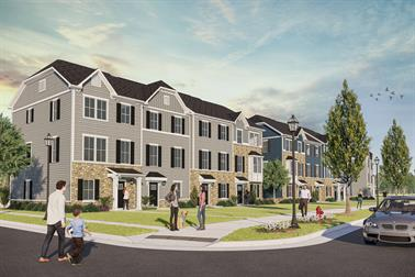 Laurel Grove Townhomes For Sale Ryan Homes