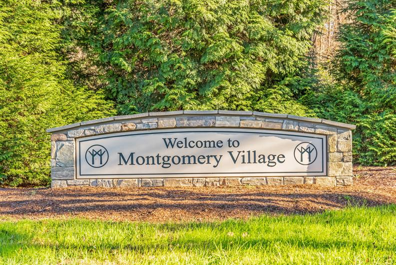 THE ONLY NEW COMMUNITY IN MONTGOMERY VILLAGE