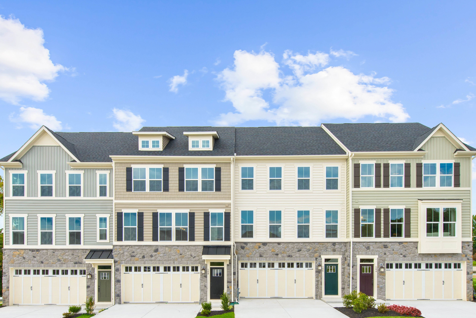Magness Mill Townhomes