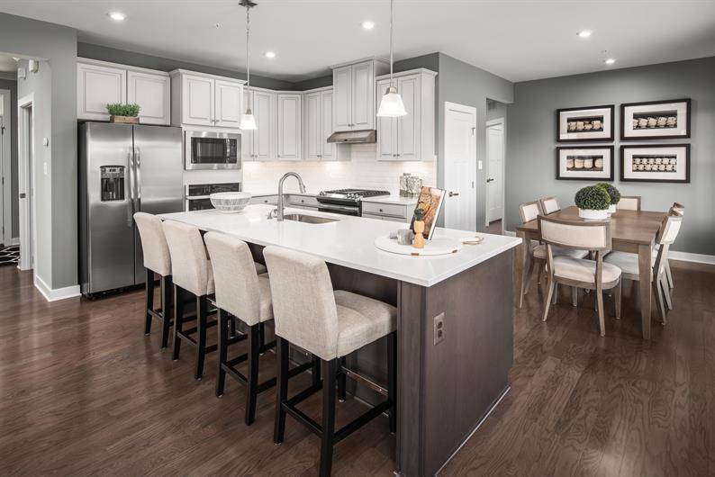 BUILD YOUR DREAM KITCHEN - WITH LUXURY OPTIONS INCLUDED