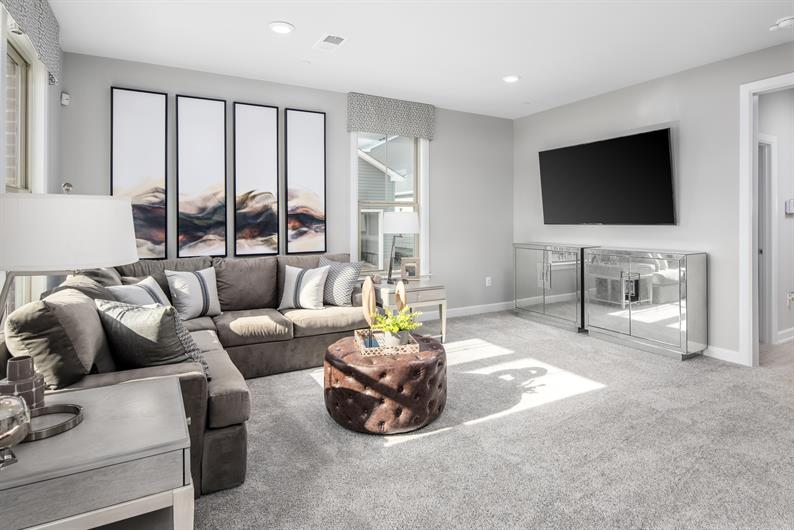 Flexible Floorplans designed with you in mind!