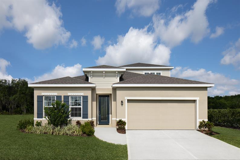 Our Panama Floorplan also features a bonus room