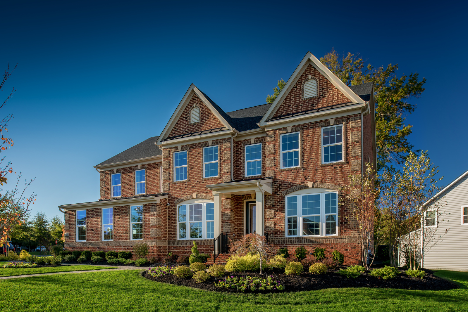 new luxury homes for sale at oak creek in upper marlboro md within rh nvhomes com