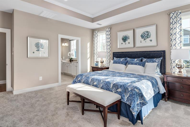 First Floor Owner's Suite