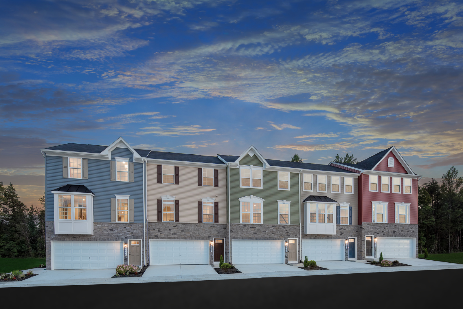 New Homes for sale at Wheatland Station in Fredericksburg, VA within ...