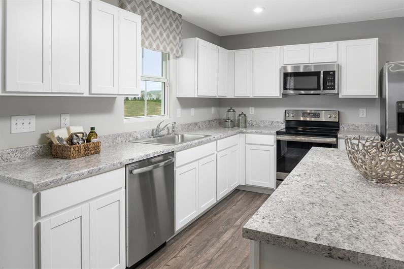 Just Move In - All Appliances Are Included!