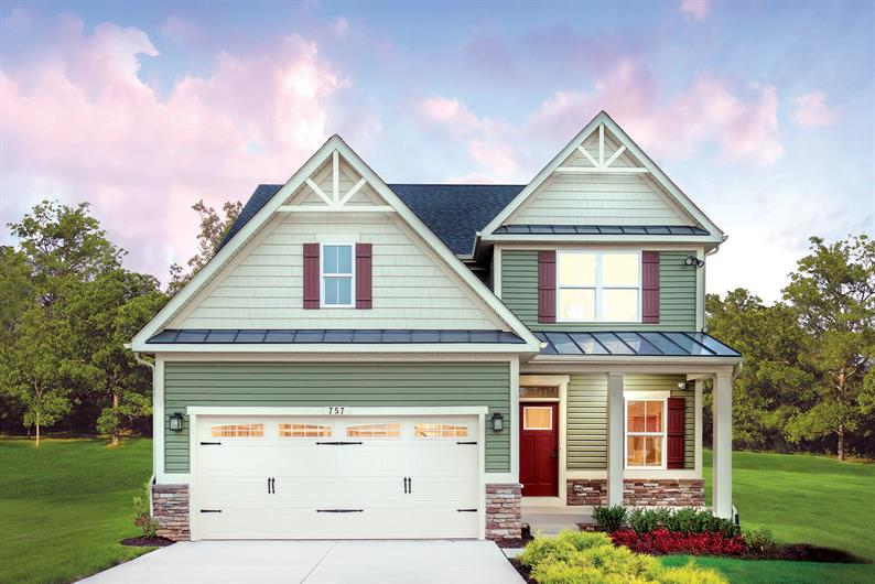 Welcome to Summit Station Single-Family Homes