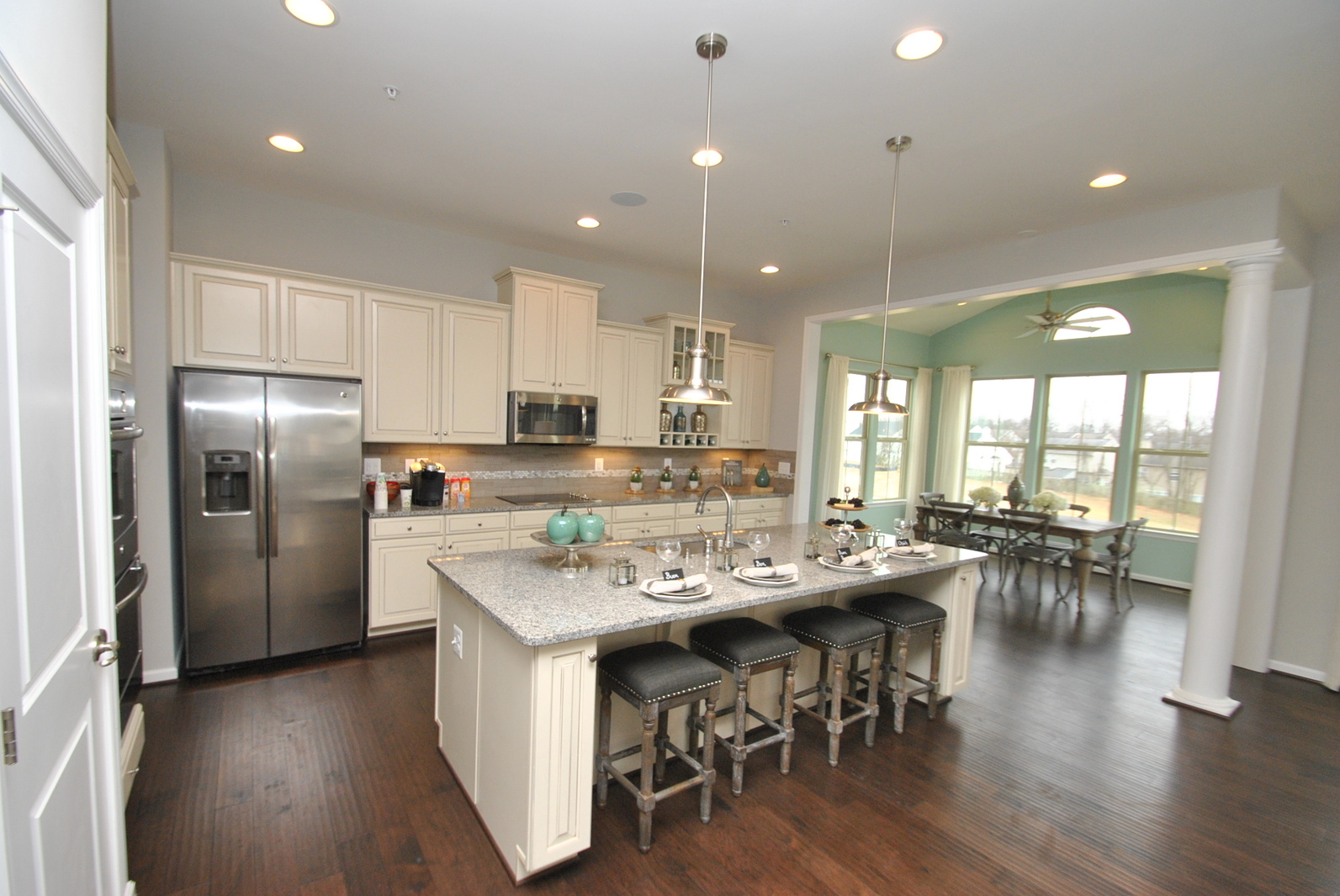 New Springhaven Home Model for sale at The Mills At Rocky River in – Ryan Homes Springhaven Floor Plan