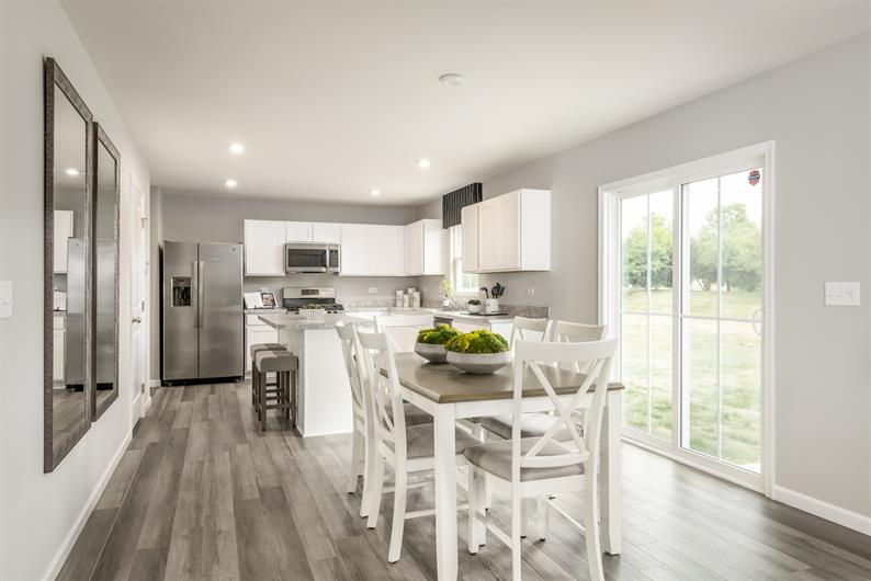 Own a brand new home at Brandywine