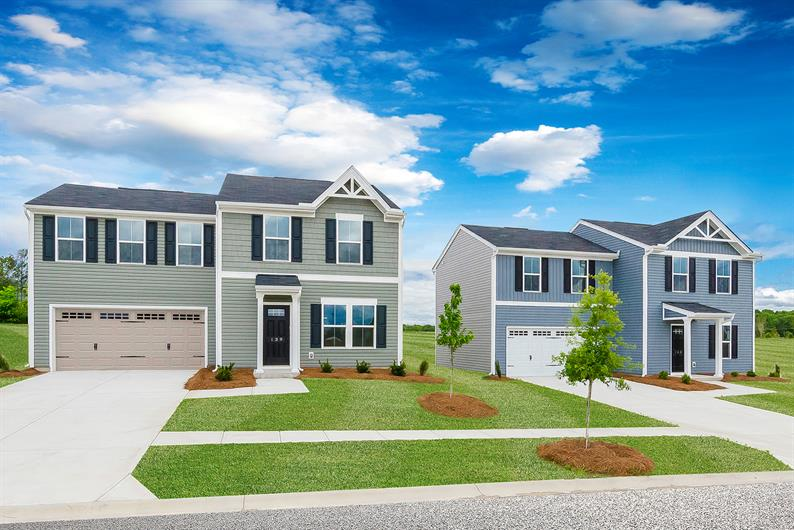 Own a new home close to the Swamp Rabbit Trail