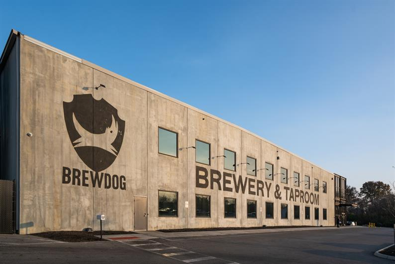 A Hotspot for Canine Friends too at BrewDog