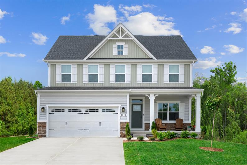Tree-Lined Spacious Homesites at Briar Creek Estates