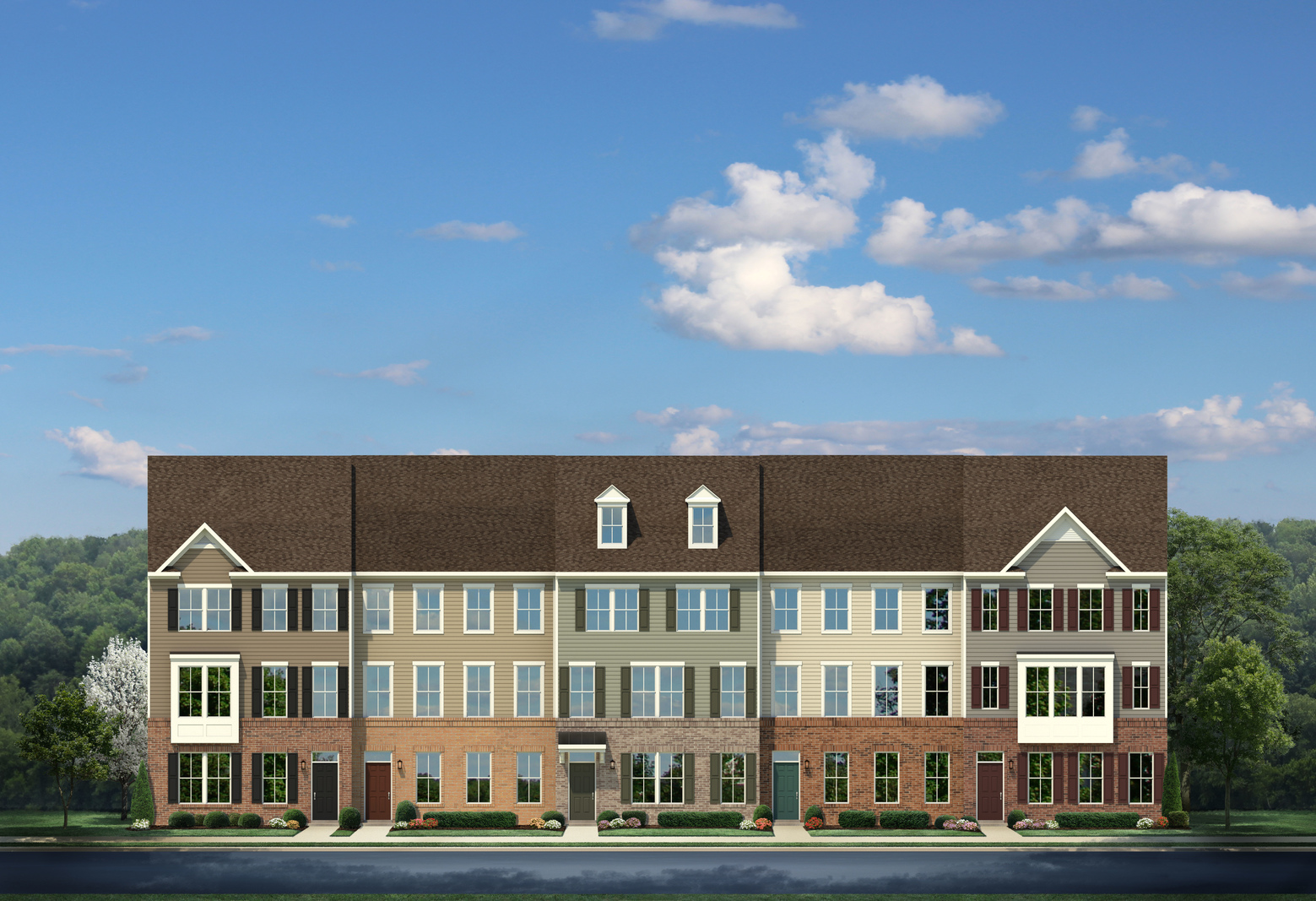 Mcpherson at Magness Mill Townhomes