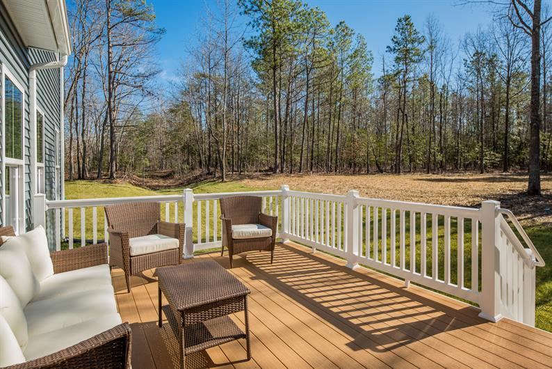 Tree-Lined Homesites Available