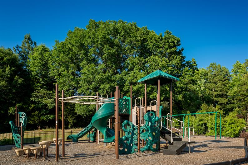 Community Activity Park & Playground