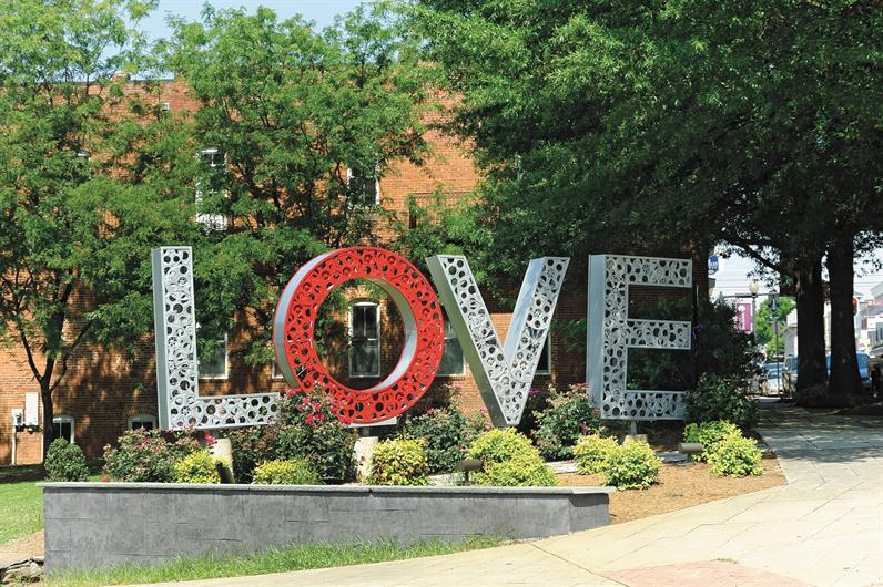 LOVE YOUR LIFE IN CULPEPER