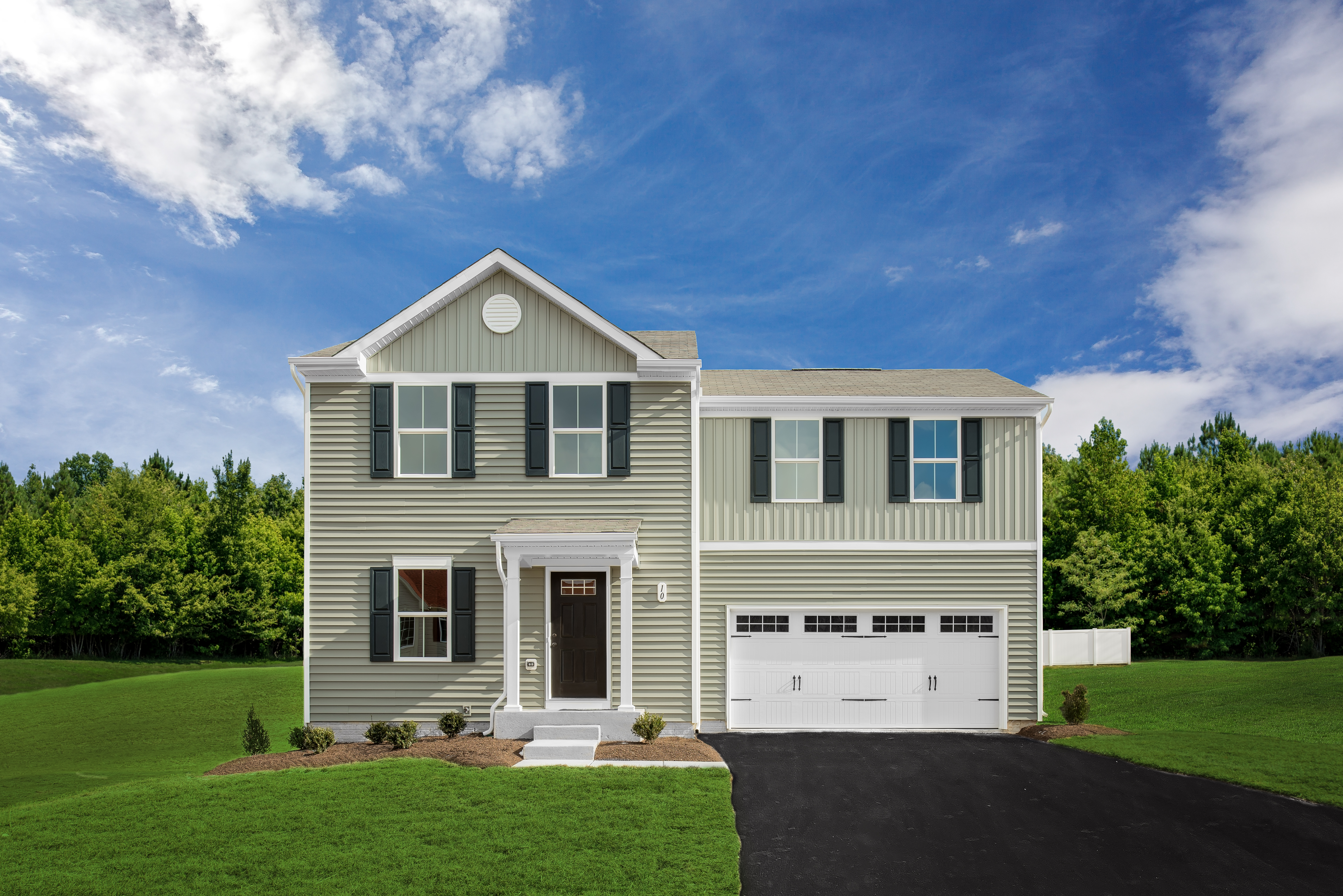 New Homes for sale at Fairfield Estates in Elyria, OH within the ...