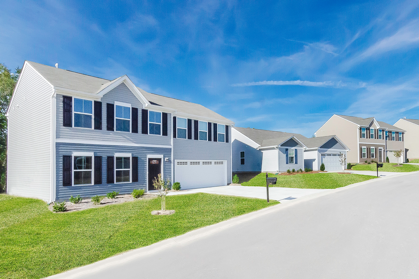 New homes for sale at park at lakeside in richmond va within the a new community of single family homes with 2 car garages in the lakeside solutioingenieria Images