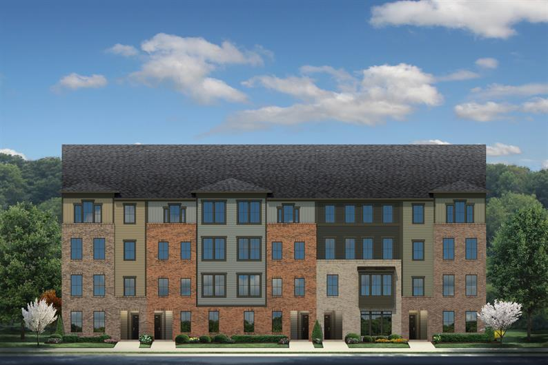 COMING SPRING 2021 TO FAIRFAX COUNTY - FOSTER'S GLEN TOWNHOME-STYLE CONDOS FROM THE LOW  $500S