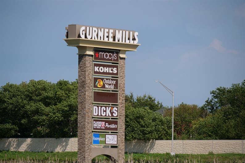 Minutes to Gurnee Mills