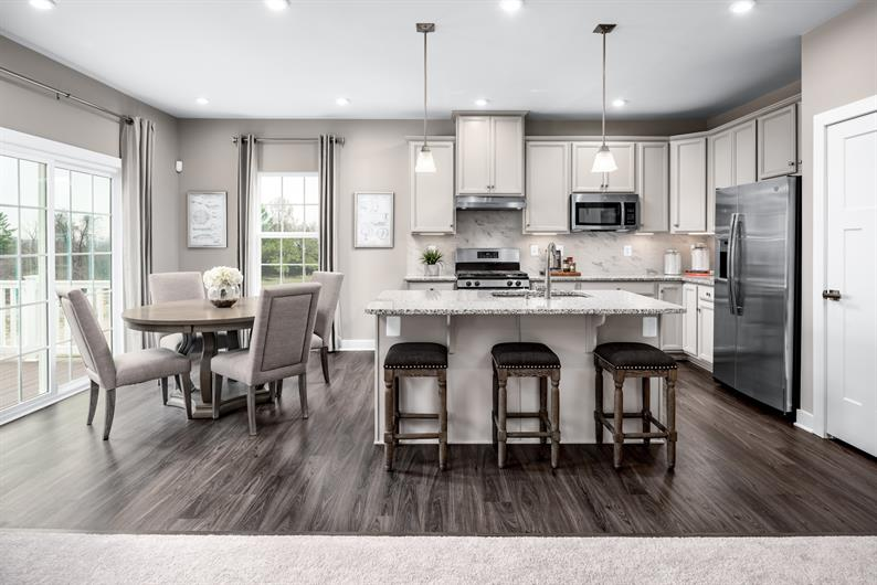 Luxury Kitchen Features Included