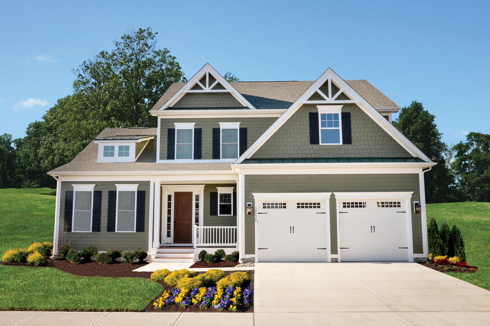 New Cavanaugh Home Model For Sale Heartland Homes