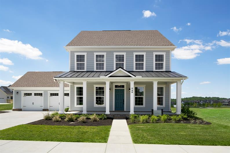 RYAN HOMES AT DURHAM FARMS - FROM THE HIGH $300S