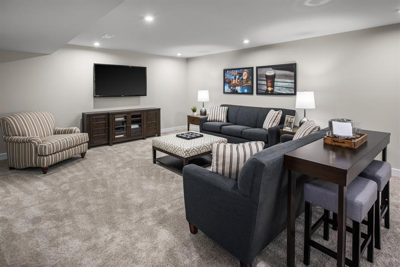 Basement Homesites Available