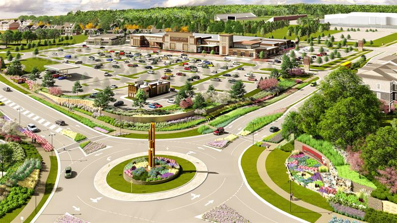 Town Center Shops Coming Soon